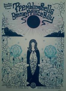 Bonnie Screen Prints